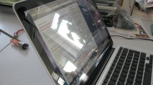 Matglas voor de MacBooks