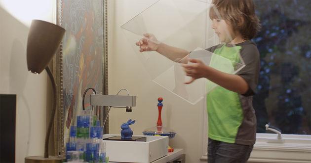 Matter MOD-t: een 3D printer voor iedereen