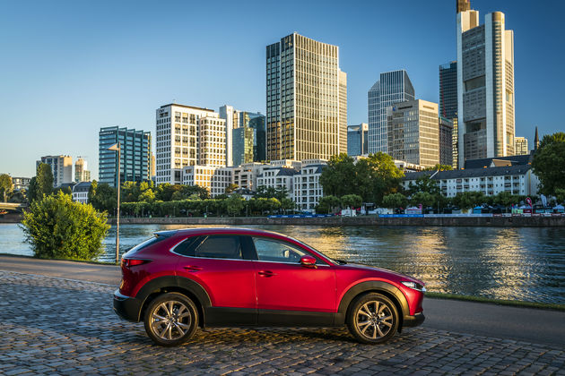 Mazda CX-30_Exterior_Soul Red Crystal_16