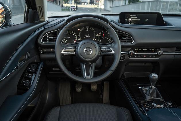 Mazda CX-30_Interior_Polymetal grey_4