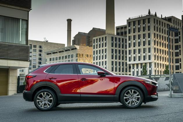 Mazda CX-30 Kodo design
