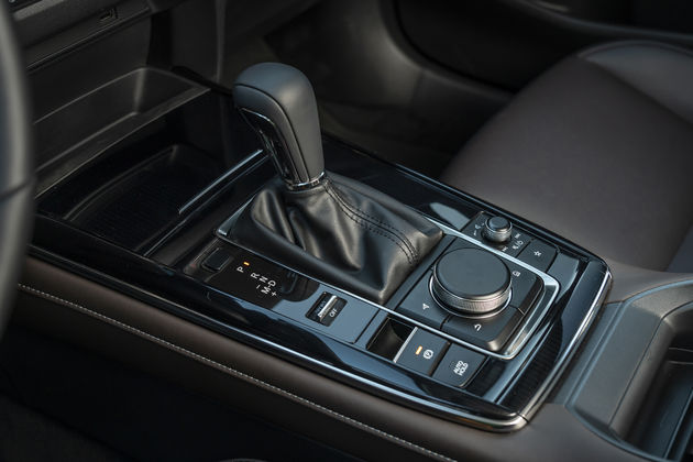 Mazda CX-30 versnellingspook