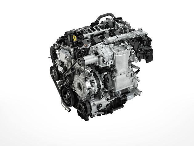 Mazda_SKYACTIV-X_Front