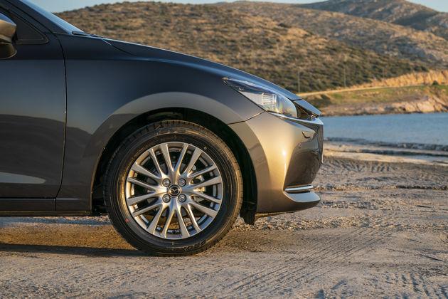 Mazda2 vernieuwd