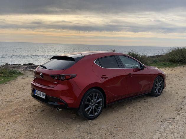 Mazda3 kenmerken