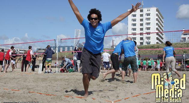 Media / Communicatie / Reclame branche op het strand!