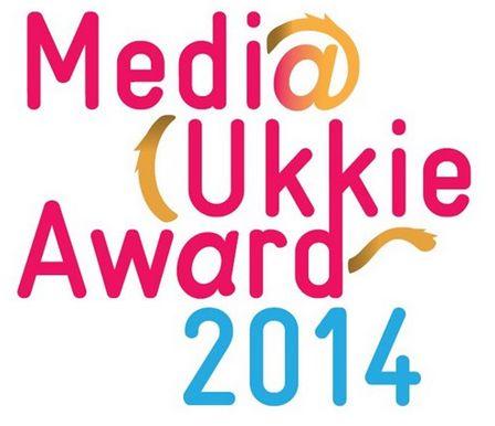 Media Ukkie Award 2014 uitgereikt