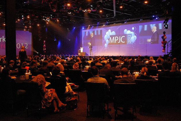 Mediapark Jaarcongres haalt groot aantal internationale topsprekers naar Nederland