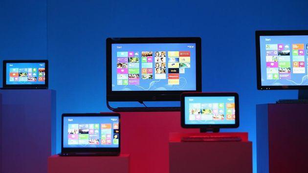 Meer dan 100 miljoen Windows 8-licenties verkocht