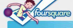 Meer dan 2 miljoen FourSquare gebruikers