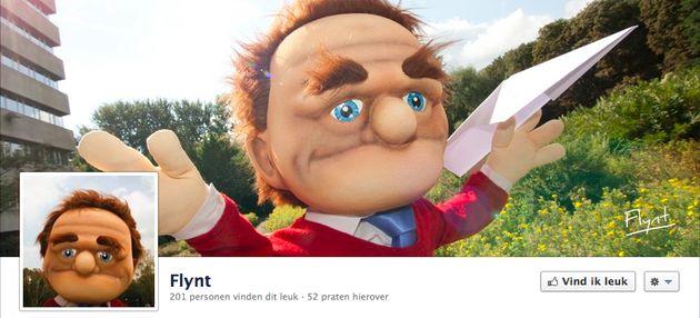 Meet Flynt, KLM toont lef en breidt social media team uit met een bijzonder karakter
