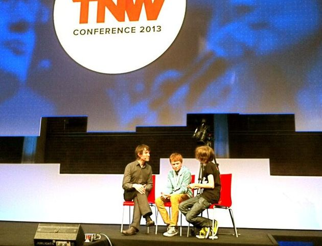 Meet Jordan Casey & Puck Meerburg: beide 13 jaar, mobile game developer, en CEO van hun eigen bedrijf