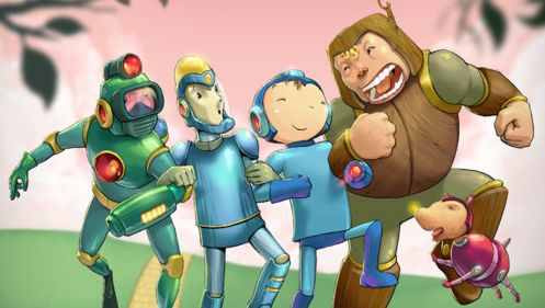 Mega Art Man: tribute aan een tijdloos karakter
