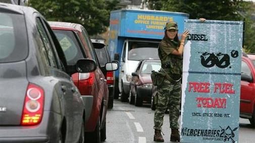 Mercenaries 2 zorgt voor chaos in UK