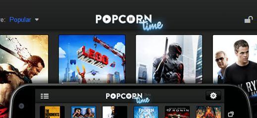 Met 'Popcorn Time' stream je nu ook naar Chromecast