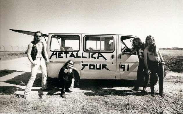 metallica-van-tour-from-1991