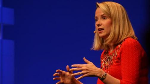 Michael Arrington's fireside chat met Google's Marissa Mayer