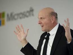 Microsoft heeft shortlist klaar voor opvolging Ballmer