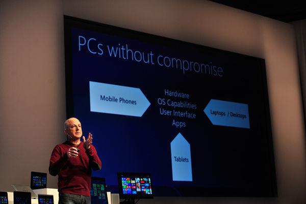 Microsoft kondigt beschikbaarheid Windows 8 Consumer preview aan