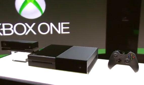 Microsoft kondigt de Xbox One aan