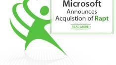 Microsoft neemt Rapt over
