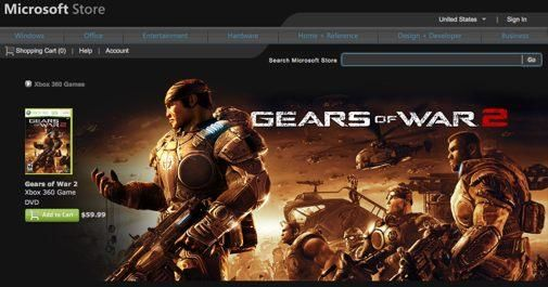 Microsoft opent officiële Microsoft Store
