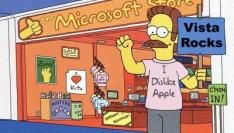 Microsoft opent winkels naast Apple Stores