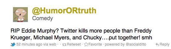 Minder dan 10% gebruikt Twitter voor 'breaking news'