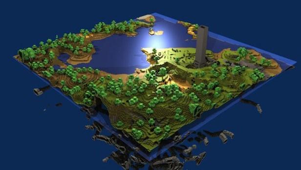 Minecraft meer dan 20 miljoen keer verkocht