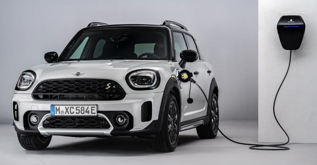 MINI Cooper SE Countryman ALL4 Hybrid