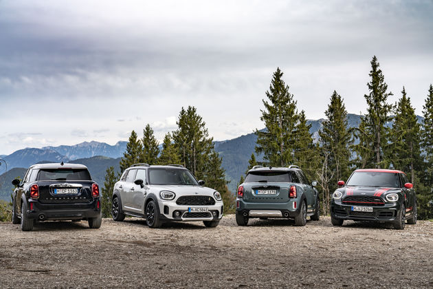 Mini_Countryman_Familie