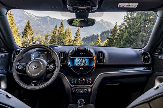 MINI_Countryman_Interieur