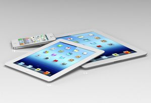 'Mini iPad in september al in productie'