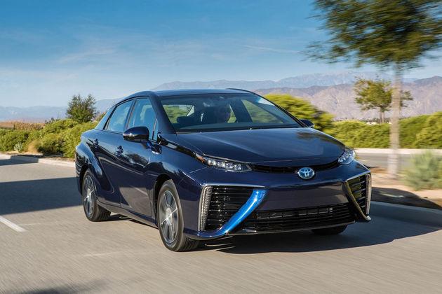 Toyota presenteert tweede versie van de Mirai