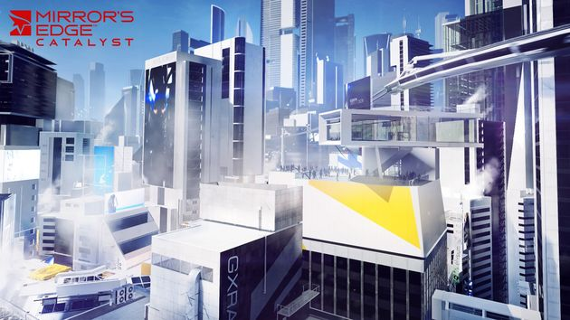 mirror's edge catalyst 1