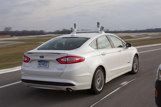 MIT en Stanford helpen Ford met zelfrijdende auto
