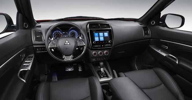 Mitsubishi-infotainment-ASX