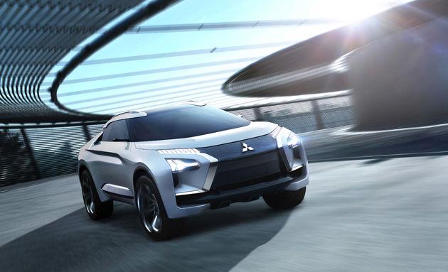 Mitsubishie-EVOLUTION