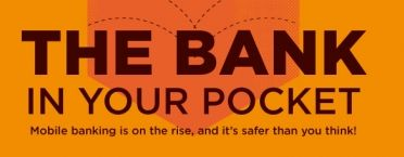 Mobiel betalen, het is veiliger dan je denkt [Infographic]