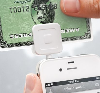 Mobiele betaaldienst Square verwacht 2 miljard dollar aan transacties in 2011