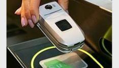 Mobiele betalingen in de lift