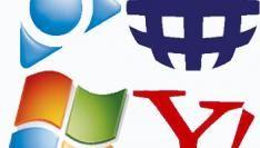 Mogelijk fusie Yahoo en America Online
