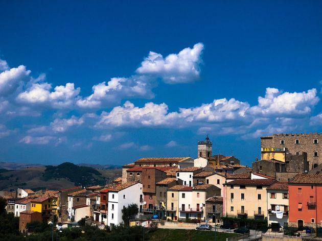 Molise, Italië wil dat je er gaat wonen.