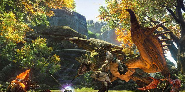 Monster Hunter Online: Draken slachten in China