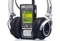 MP3 populair op mobiele telefoons