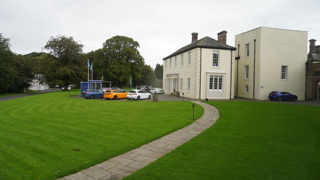 Ford Performance – M Sport experience bij Dovenby Hall