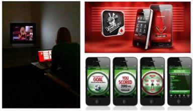 Multiscreen Synchronized advertising