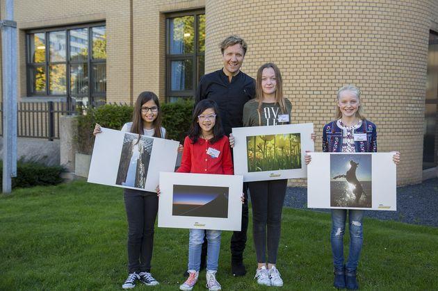 Museon National Geographic Junior eerste prijswinnaars