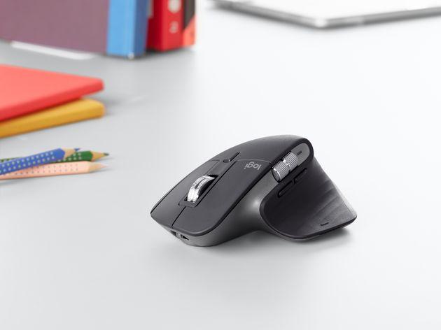 Je productiviteit verhogen doe je met de MX Master 3 & MX Keys