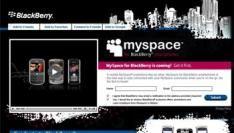 MySpace werkt samen met BlackBerry